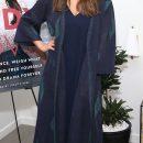 Японская элегантность: Джессика Альба примерила жакет-кимоно. Фото