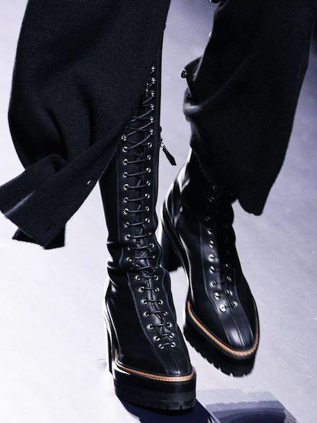 6 трендов модной обуви, которые в почете у fashion-редакторов. Фото