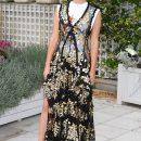 Эмма Уотсон блистала в двойном платье Louis Vuitton немыслимой красоты! Фото