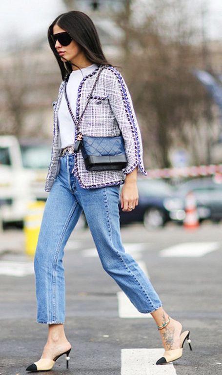 10 предметов гардероба, которые в приоритете у it-girls из Парижа! Фото
