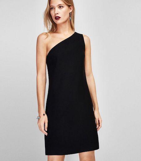Маленькое черное платье: 11 лучших вариантов от демократичных брендов. Фото