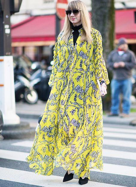 Современная женственность: модные макси-платья этого лета! Фото