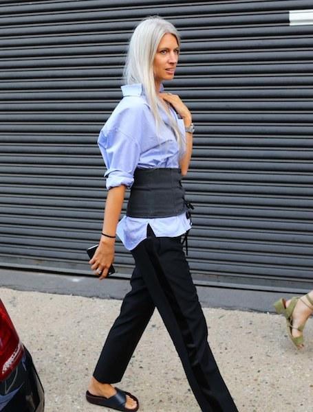 7 способов выглядеть как fashion-редактор! Фото