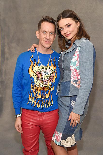 Замужняя Миранда Керр с обручальным кольцом стала звездой показа Moschino! Фото