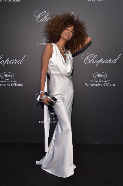 Белое серебро — главный цвет Каннского кинофестиваля 2017. Фото