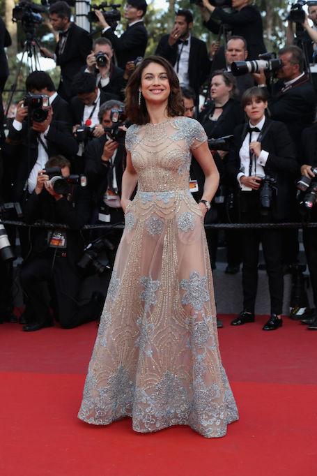 Канны 2017: Ольга Куриленко в невероятном платье Elie Saab очаровала всех! Фото