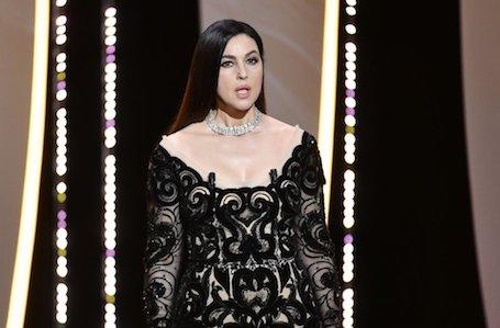 Моника Беллуччи с морщинами и в шикарном платье — прекрасна как никогда! Фото