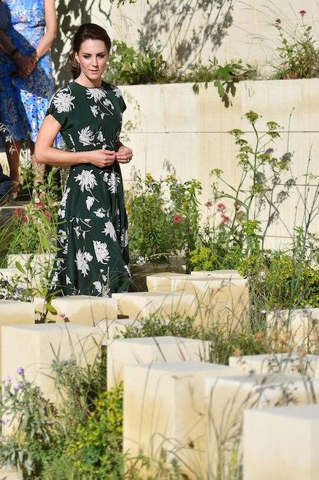 Кейт Миддлтон стала одеваться совсем по-другому после свадьбы сестры. Фото