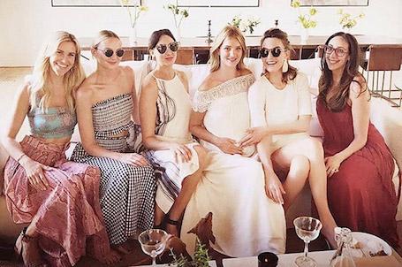 Рози Хантингтон-Уайтли устроила невероятную вечеринку в честь своего первенца! Фото