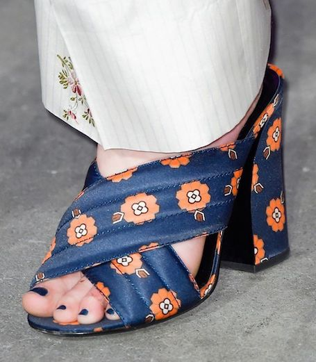 5 самых модных пар обуви для лета 2017. Фото