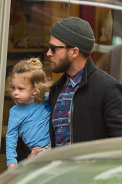 Джастин Тимберлейк показал, каким красавцем стал его сын Сайлас. Фото