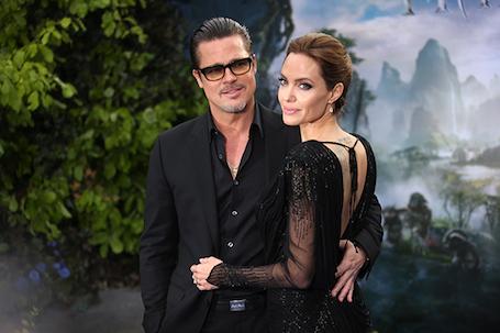 СМИ ликуют: Брэд Питт и Анджелина Джоли передумали разводиться. Фото