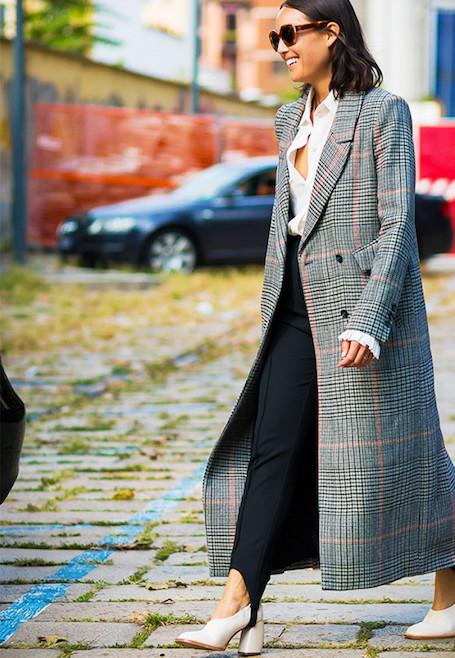 Деталь образа: легинсы как модный тренд лета 2017. Фото