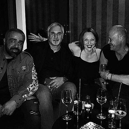 Валерий Меладзе впервые опубликовал семейный снимок с Альбиной Джанабаевой. Фото