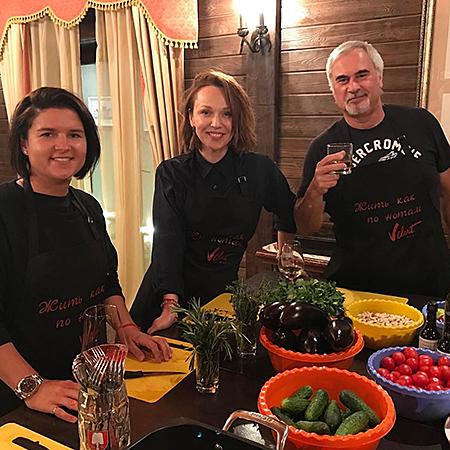 Альбина Джанабаева впервые позирует совместно с супругом Валерием Меладзе! Фото