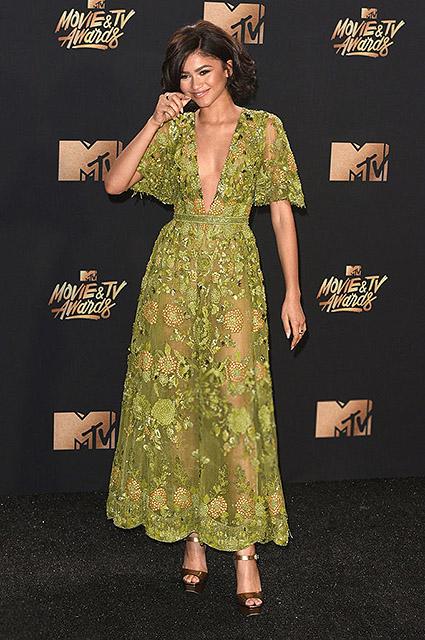 MTV Movie TV Awards 2017: лучшие платья красной дорожки. Фото