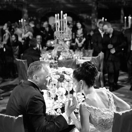 Сальма Хайек впервые показала, как она выходила замуж 8 лет назад. Фото