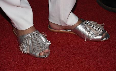 Шэрон Стоун покоряет красотой и свежестью на премьере фильма Серая леди. Фото