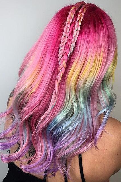 Unicorn style: розовые единороги как модный тренд лета. Фото