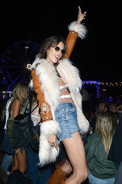 Стиль на Coachella 2017: самые яркие модные образы звезд! Фото