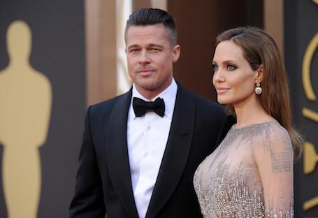 Брэд Питт мечтает отомстить Анджелине Джоли за все свои унижения. Фото