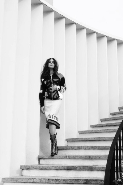 52-летняя Моника Беллуччи блистает в чувственном фотосете для глянца. Фото