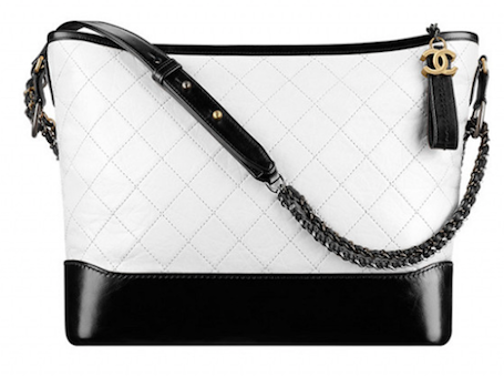 Новая it-bag от Chanel - удачная модная инвестиция. Фото