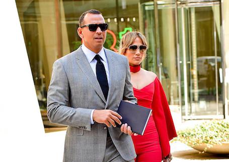Дженнифер Лопес и Алекс Родригес думают о свадьбе! Фото