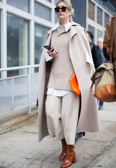 Новое направления минимализма: 10 нарядов для истинных модниц. Фото