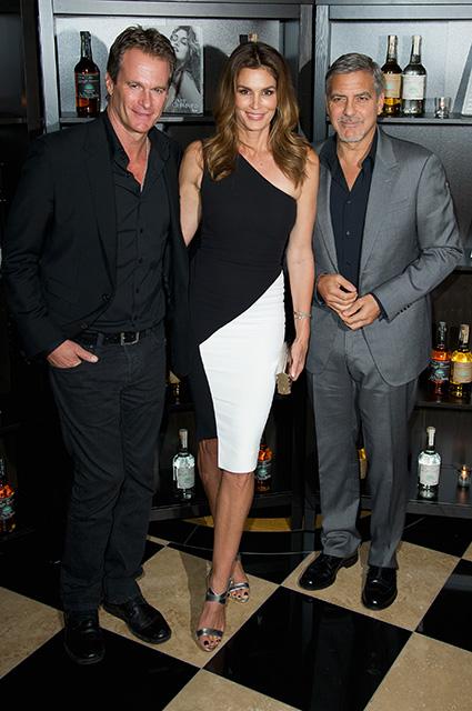 Синди Кроуфорд случайно рассекретила пол детей Джорджа и Амаль Клуни! Фото