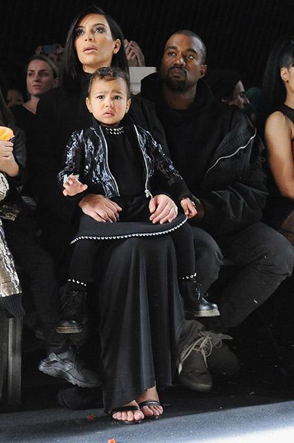 Ким Кардашьян решилась на операцию, чтобы родить третьего ребенка! Фото