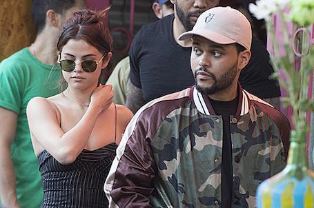 Селена Гомес и The Weeknd наслаждаются романтикой в Буэнос-Айресе! Фото
