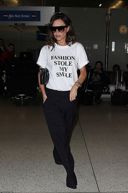 Модный принт на футболке: какой лозунг выбрать? Фото