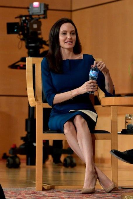 Анджелина Джоли похорошела и поправилась ради нового возлюбленного! Фото