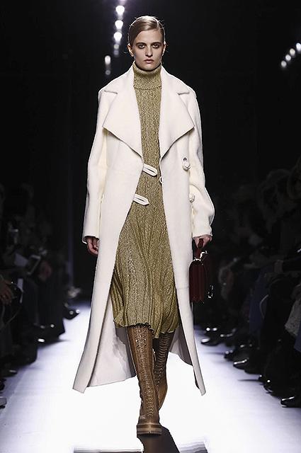 Неделя моды в Париже: сумасшедший показ Hermes. Фото