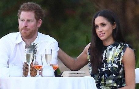 Принц Гарри и Меган Маркл наслаждаются друг другом на Ямайке. Фото