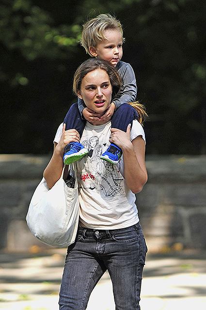 35-летняя Натали Портман во второй раз стала мамой! Фото