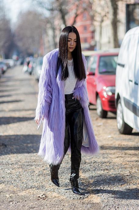 Неделя моды в Милане: 25 лучших модных образов street style. Фото