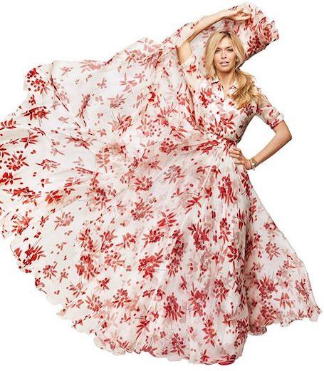 Вера Брежнева примерила платье точь-в-точь как у Золушки из сказки! Фото
