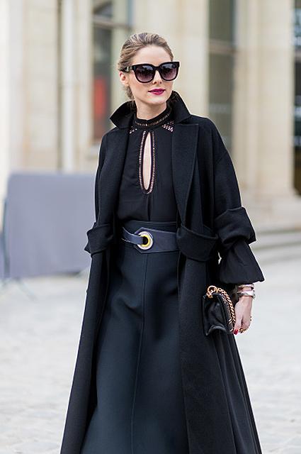 ТОП-20 лучших модных образов street style с Недели моды в Париже. Фото