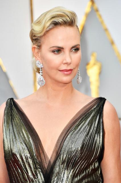 Лучший наряд премии Оскар 2017: Шарлиз Терон в платье Dior. Фото