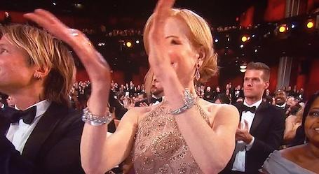 Оскар 2017: Николь Кидман стала посмешищем за свое неумение аплодировать. Фото