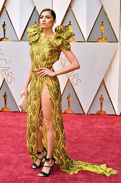 Премия Оскар 2017: самые неудачные и нелепые платья звезд. Фото