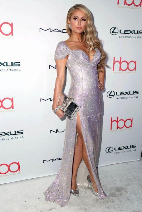 Бриллиантовая дива: блистательный выход Пэрис Хилтон для Hollywood Beauty Awards. Фото