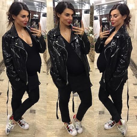 Беременная Анна Седокова посетовала на проблемы со здоровьем