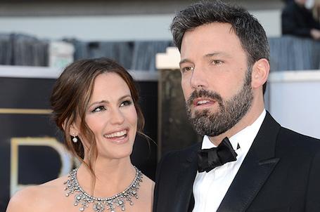 Дженнифер Гарнер все-таки подала на развод с Беном Аффлеком!