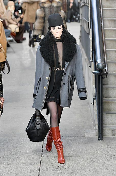 Неделя моды в Нью-Йорке: показ Marc Jacobs. Фото