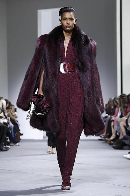 Неделя моды в Нью-Йорке: главное о показе Michael Kors. Фото