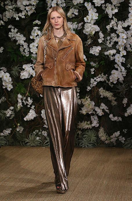 Неделя моды в Нью-Йорке: пустыни и оазисы от Ralph Lauren. Фото