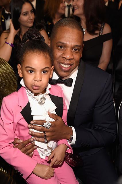 Дочь Бейонсе и Джей-Зи произвела фурор на премии Грэмми 2017. Фото